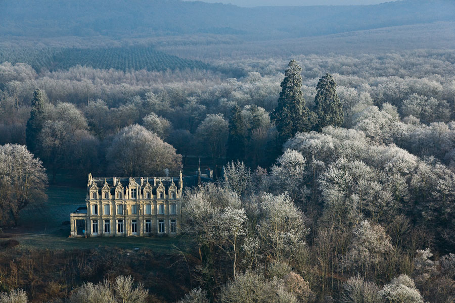 Le Chateau de La Madeleine B and B in the Seine Valley close to Giverny