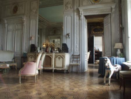 Chateau de la madeleine for Salon rambouillet
