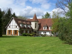 Bed and Breakfast Manoir de La Couture Boussey