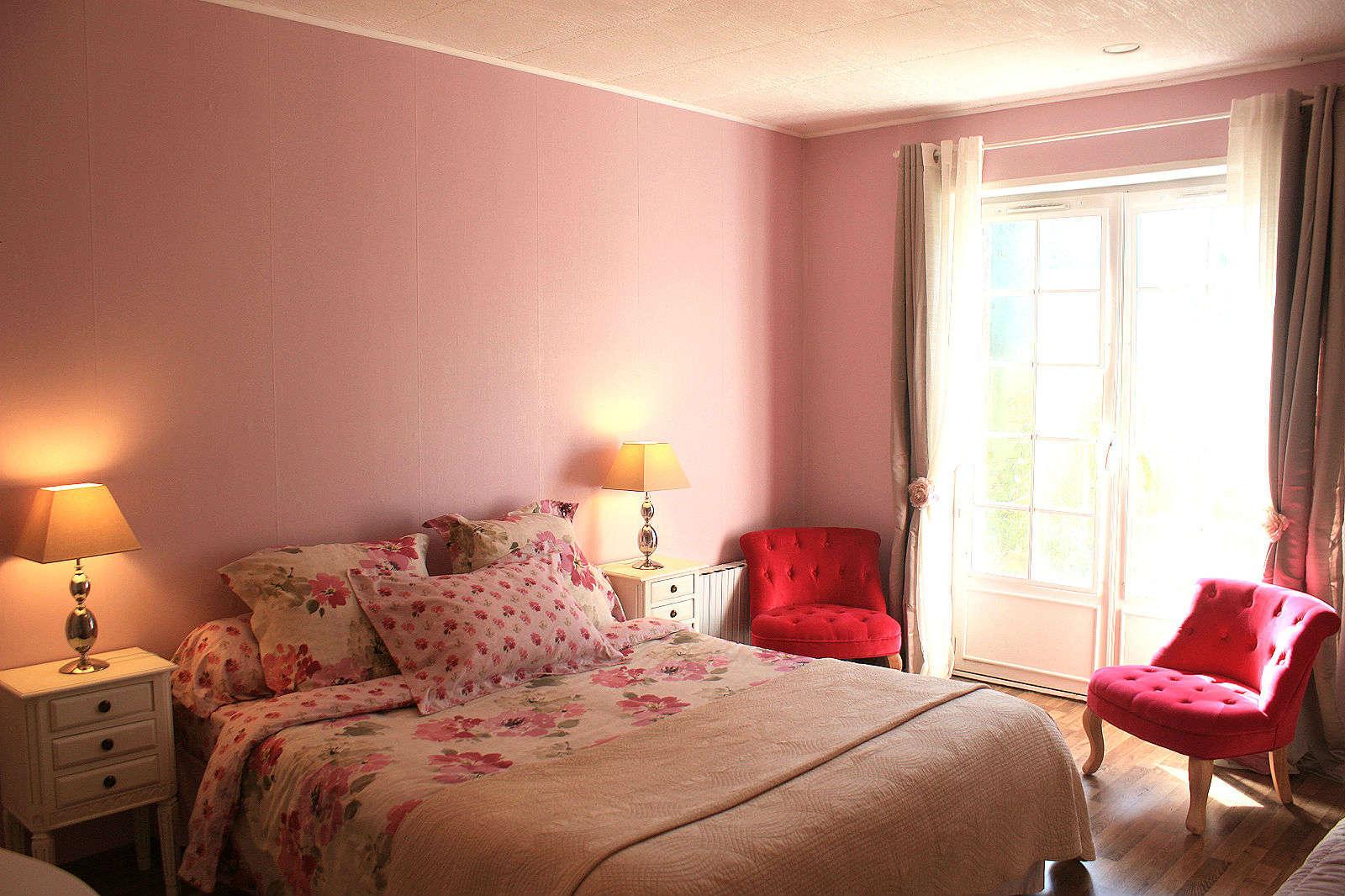 les grands pins chambre d hote a proximite de giverny. Black Bedroom Furniture Sets. Home Design Ideas