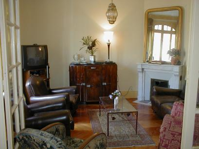 Paris bed and breakfast west paris vernon france art deco - Salon art deco paris ...
