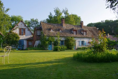 Domain Of Folicoeur Bed Breakfast Giverny Vernon Area