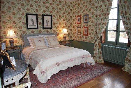 Le chateau de maudetour en vexin chambres d hotes au chateau en ile de france - Chambre d hote chateau renard ...
