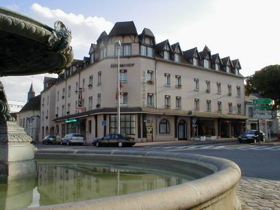 Normandy hotel vernon normandy france for Design hotel normandie france