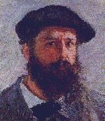 OSCAR – CLAUDE MONET (1840-1926) pictor francez renumit și unul dintre fondatorii impresionismului, împreună cu prietenii lui Renoir, Sisley și Bazille.
