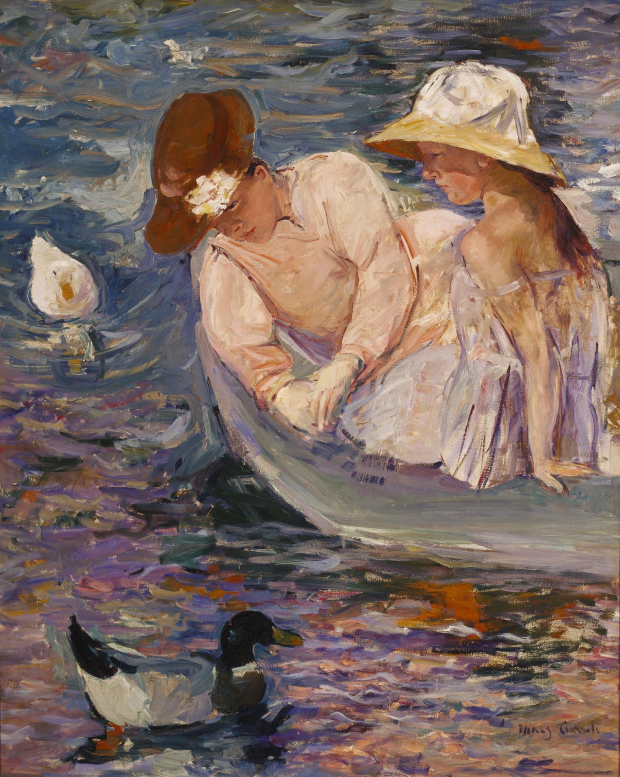 Famous Artist Study Series: Mary Cassatt - Homeschool ...
