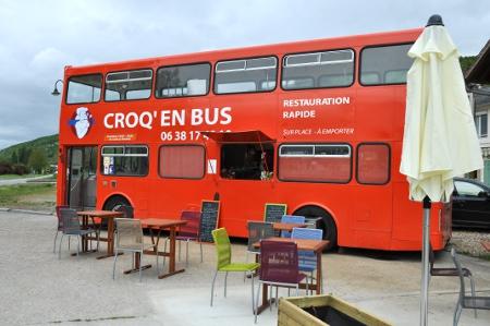 un concept de bus food truck vendre pictures to pin on pinterest. Black Bedroom Furniture Sets. Home Design Ideas