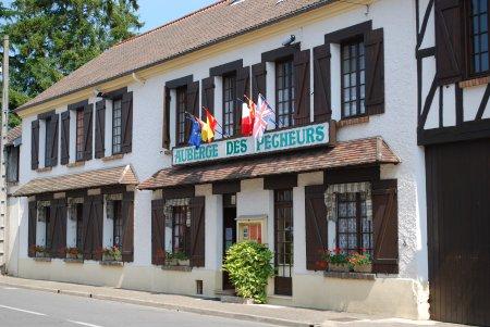 L auberge des pecheurs restaurant a port mort - Auberge dab porte maillot restaurant ...