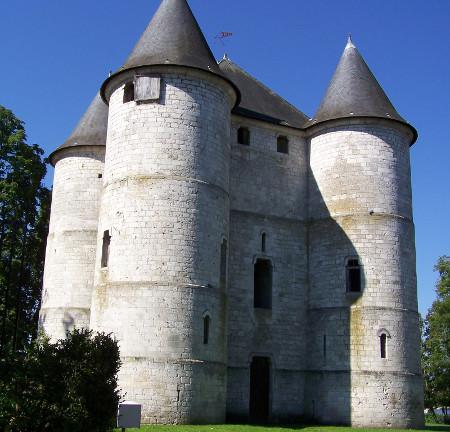Turrets Castle - Vernon